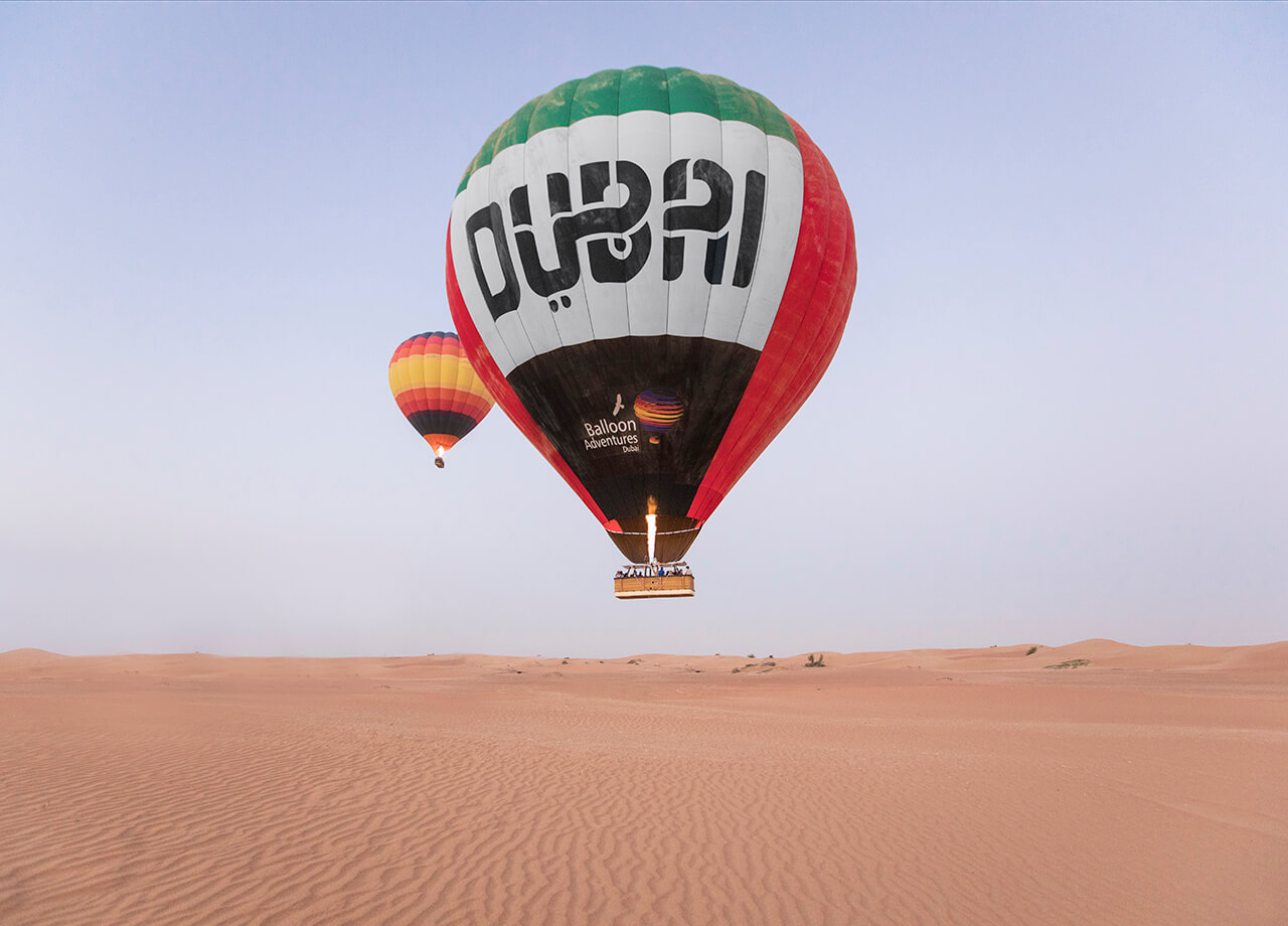 Dubai Hot Air Ballooning